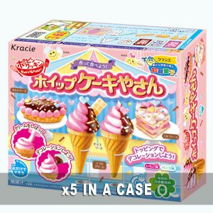 Kracie Whip Cake Shop 5 in a case