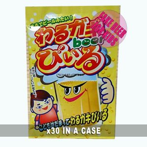 Kyoshin Warugaki Beer 30 in a case