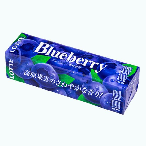 Lotte Blueberry Gum