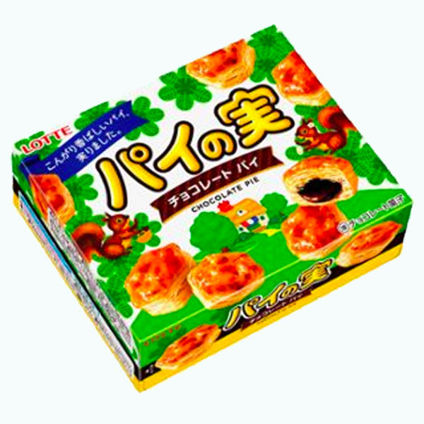 Lotte Chocolate Pie