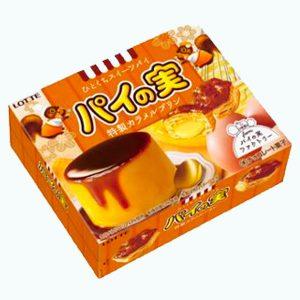 Lotte Pie No Mi Caramel Pudding