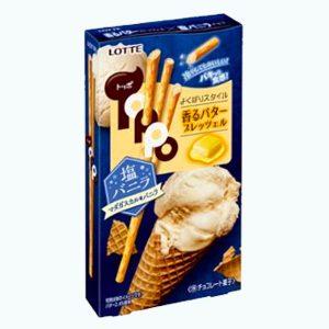 Lotte Toppo Salty Vanilla