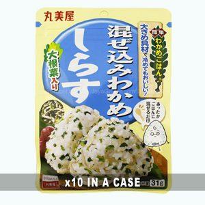 Marumiya Furikake Shirasu 10 in a case