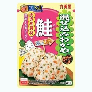 Marumiya Furikake Wakame Salmon