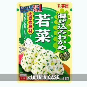 Marumiya Furikake Wakana 10 in a case