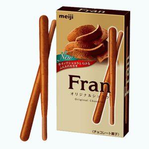 Meiji Fran Original Chocolate