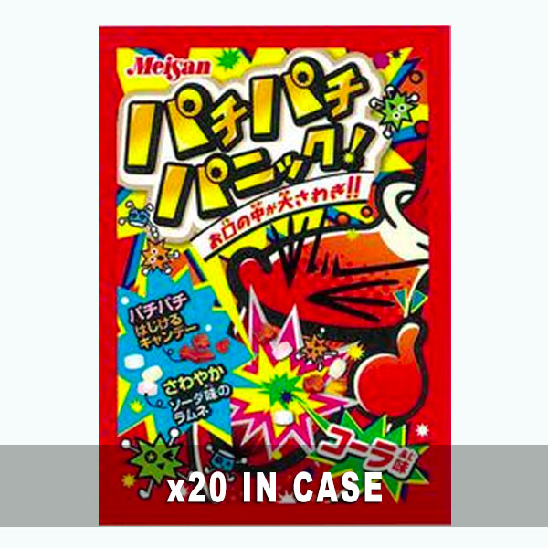 Meisan Pachi Pachi Panic Cola 20 in a case