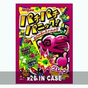 Meisan Pachi Pachi Panic Grape 20 in a case