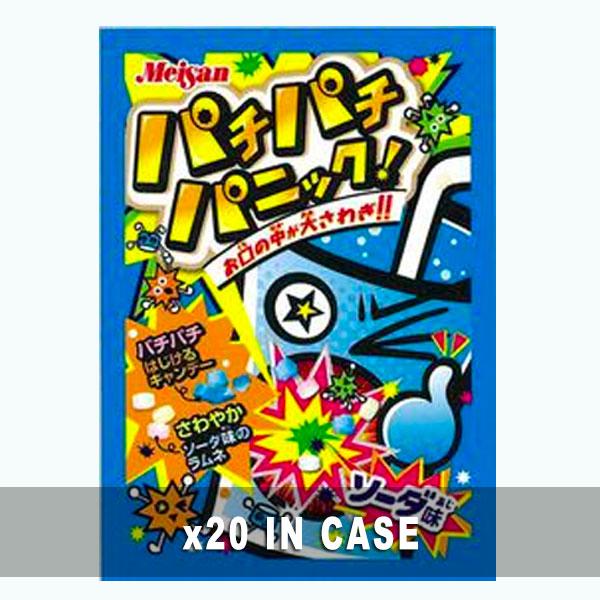 Meisan Pachi Pachi Panic Soda 20 in a case