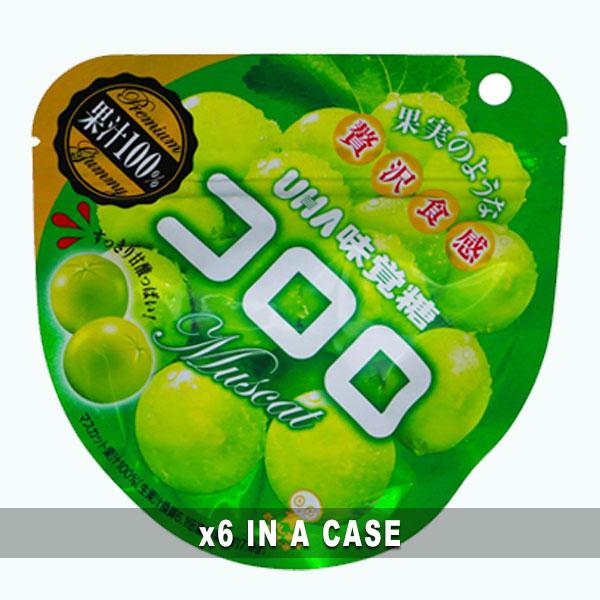 Mikakuto Cororo Gummy Muscat 6 in a case