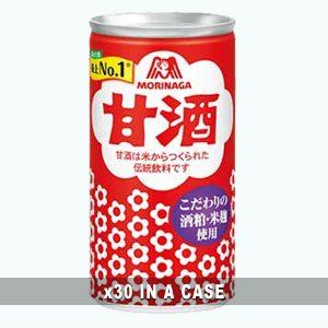 Morinaga Amazake 30 in a case