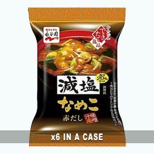 Nagatanien Nameko Akadashi 6 in a case