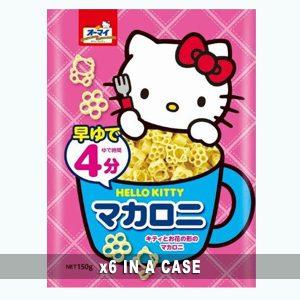 Nippn Hello Kitty Macaroni 6 in a case