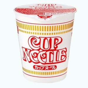 Nissin Cup Noodle