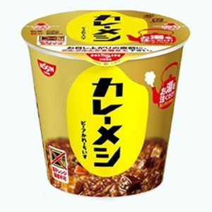 Nissin Curry Meshi Beef