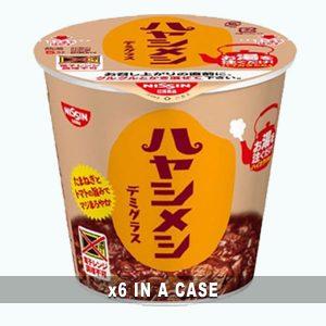 Nissin Hayashi Meshi Demi-Glace 6 in a case