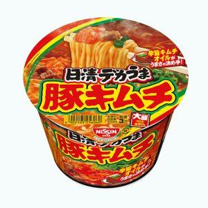 Nissin Pork Kimuchi