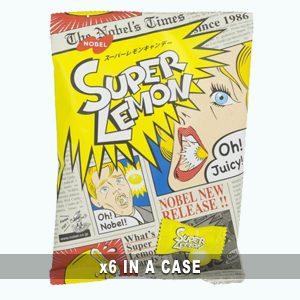 Nobel Super Lemon Candy 6 in a case