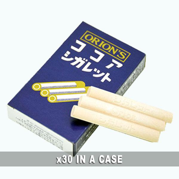 Orion Cocoa Cigarette 30 in a case