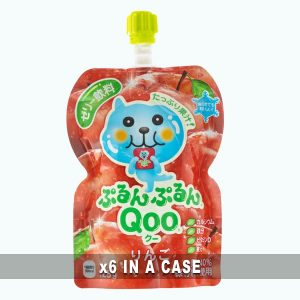Qoo Apple Jelly Drink 6 in a case