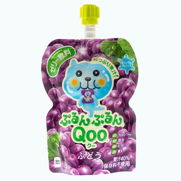 Qoo Grape Jelly Drink