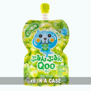 Qoo Muscat Jelly Drink 6 in a case