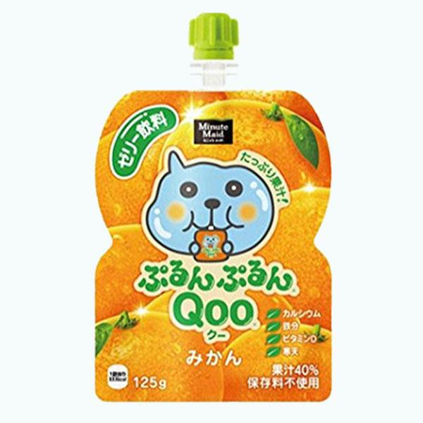 Qoo Tangerine Jelly Drink