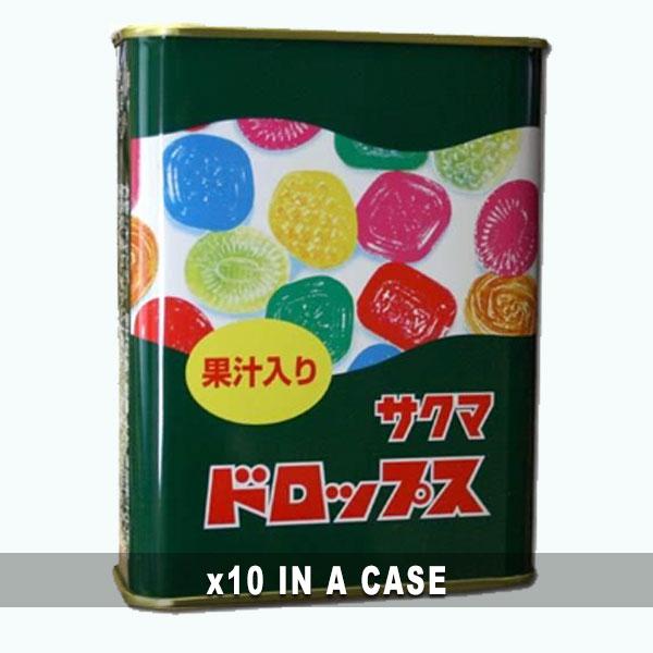 Sakuma Drops Candy 10 in a case