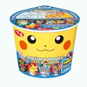 Sanyo Pokemon Noodles Seafood