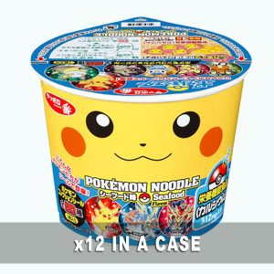 Sanyo Pokemon Noodles Seafood 12 in a case