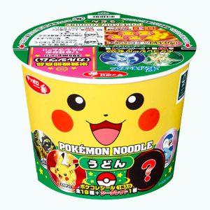 Sanyo Pokemon Noodles Udon