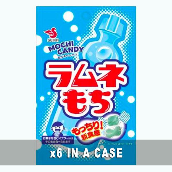Seika Ramune Mochi Candy 6 in a case