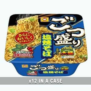 Toyo Suisan Yakisoba Salty 12 in a case