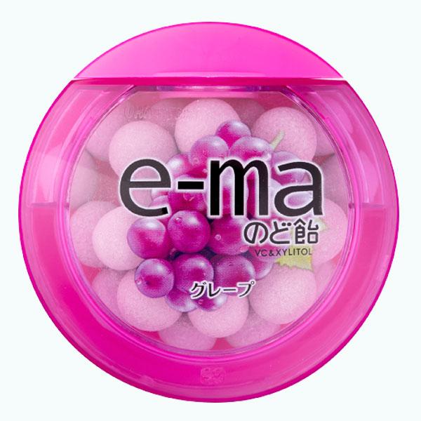 UHA E-ma Candy Grape