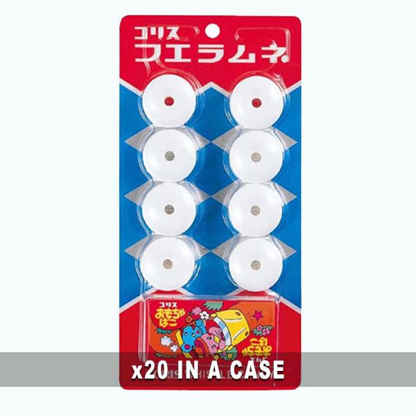 Whistle Candy Ramune 20 in a case