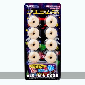 Whistle Candy Ramune Cola 20 in a case