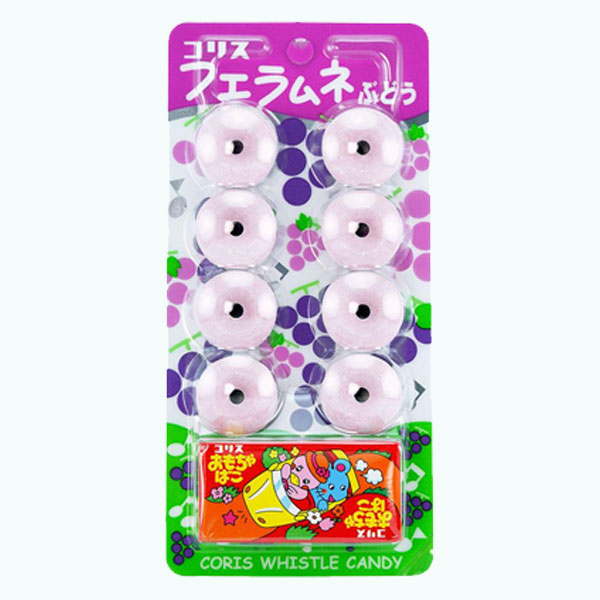 Whistle Candy Ramune Grape