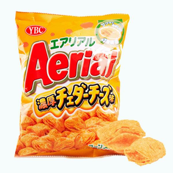 Yamazaki Aerial Chips Cheddar