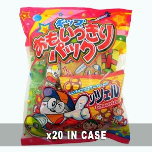 Yaokin Dagashi Pack Medium 20 in a case