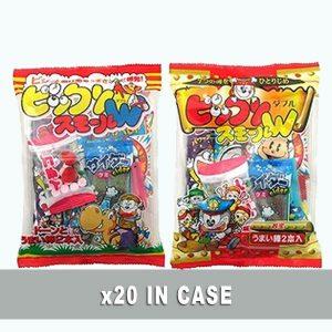 Yaokin Dagashi Pack Small 20 in a case