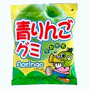 Yaokin Green Apple Gummy