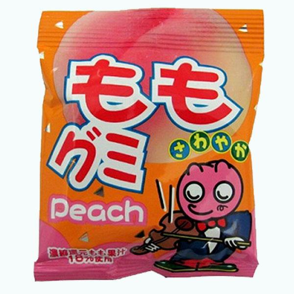 Yaokin Peach Gummy