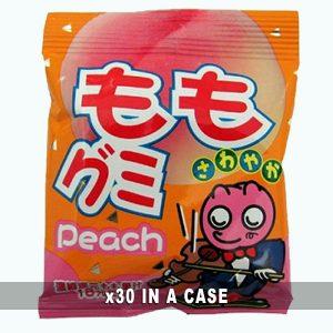 Yaokin Peach Gummy 30 in case