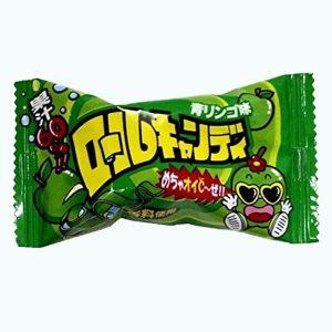 Yaokin Roll Candy Green Apple