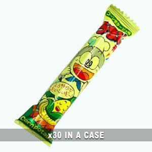 Yaokin Umaibo Corn Potage 30 in a case